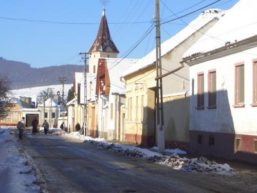 In sat iarna